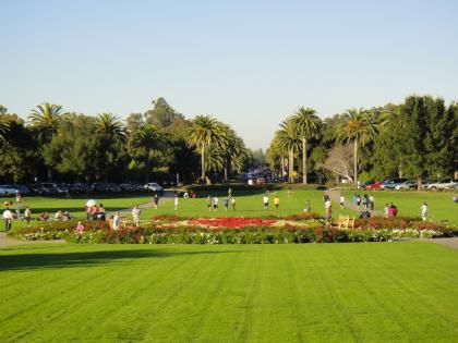 Oval Park
