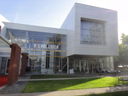 Computer History Museum in Mountain View
