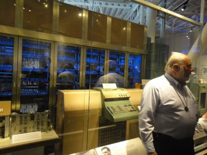 JOHNNIAC at the Computer History Museum