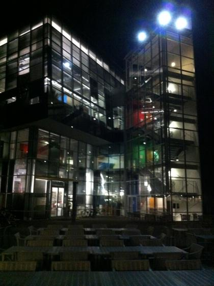 Google by night