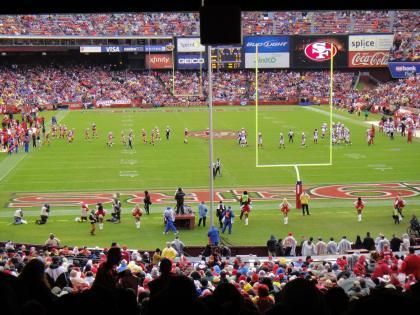 Football: San Francisco vs. Arizona